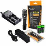 Fenix PD35 Tactical Review Best 1000 lumen Flashlight