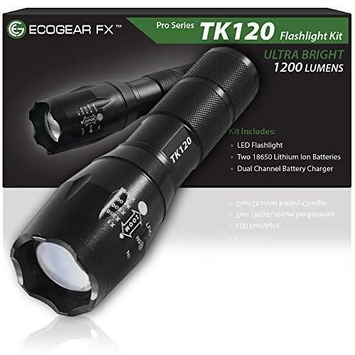 EcoGear FX Flashlight review