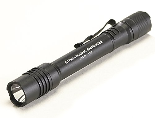 Streamlight 88033 ProTac Best AA Flashlight led tactical torch buying guide