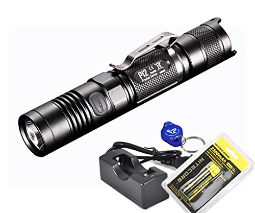 Small tactical flashlight review Best compact flashlight