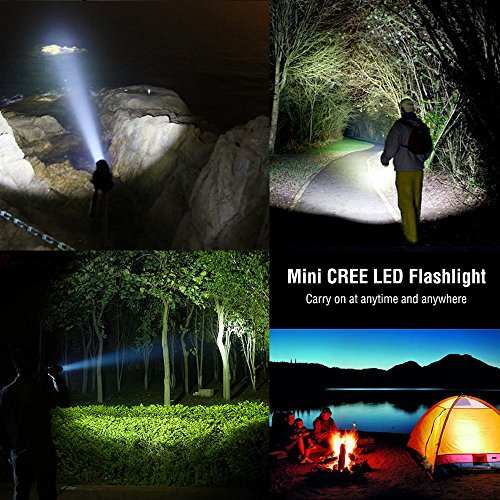 Lighting EVER Le adjustable focus led review