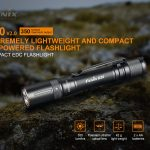 Fenix E20 V2 pocket flashlight