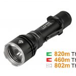 acebeam l17 tactical flashlight