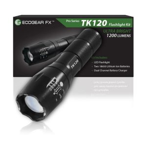 EcoGear Tactical Flashlight