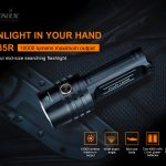 ultra powerful flashlight fenix lr35r