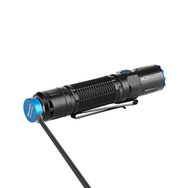 olight m2r pro warrior rechargeable flashlight