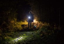 outdoor led flashlight