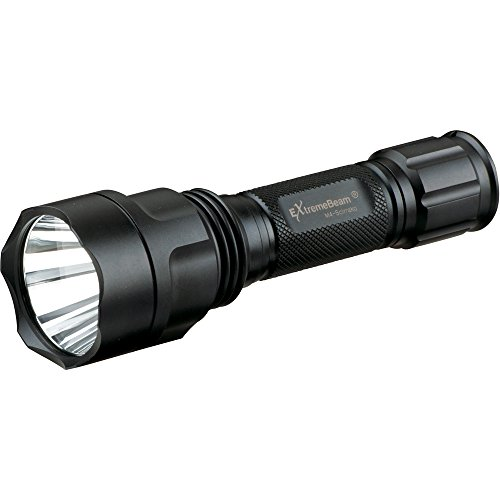 ExtremeBeam M4 Scirrako Best Tactical Flashlight Reviews 2016 Buying guide