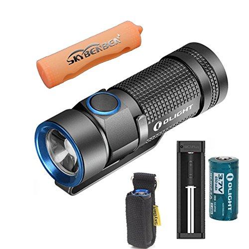 Olight S1 Baton Waterproof Best Pocket Flashlight brightest Edc led tactical torch flashlight
