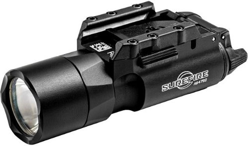SureFire X300 review : Rail Mount best Weapon flashlight