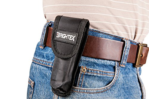 Best cheap flashlight AAAs, Holster and Belt Clip Included BRIGHTEX FL11 review