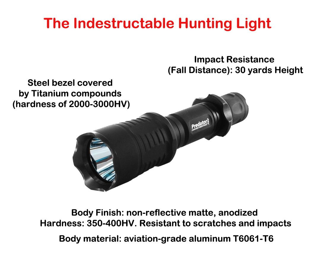 Best Night hunting light Reviews