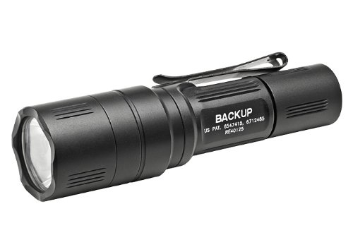Surefire Backup review Tactical Switch Dual Output LED Flashlight