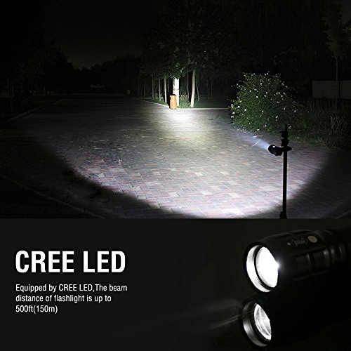Cheapest Flashlight Mini CREE LED Flashlight review