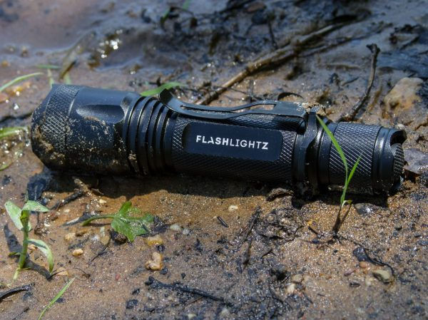 flashlightz Beacon tactical flashlight