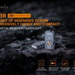 best keychain flashlight fenix e03r