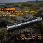 Fenix E20 V2 pocket flashlight