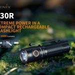 Fenix E30R best edc flashlight