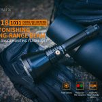best hunting flashlight fenix ht18