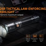 fenix tk26r tactical flashlight