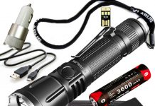 Best klarus flashlight