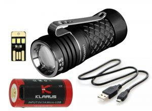 klarus mi1c everyday carry flashlight