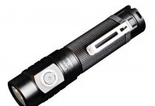 klarus st10 flashlight