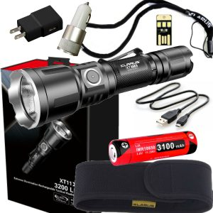 Best Tactical Flashlight Klarus XT11X