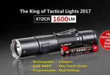 Klarus XT2CR flashlight