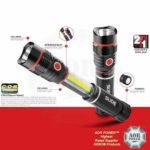 Nebo Slyde flashlight review - Cheap bright flashlight
