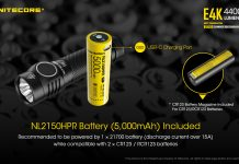 usb rechargeable 21700 battery