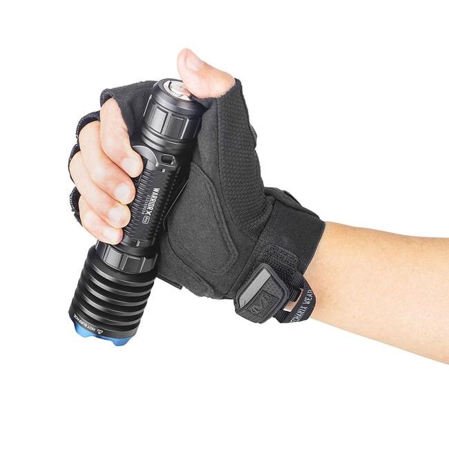 olight tactical flashlight warrior x pro