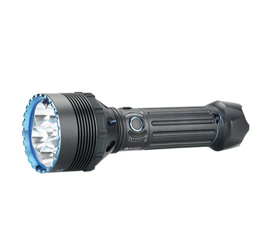 brightest led flashlight olight x9r marauder
