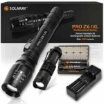Solaray Flashlight Review - Top Rated Flashlights