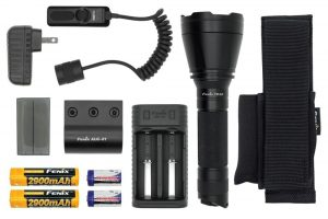 1000 Lumen Tactical Flashlight Fenix TK32