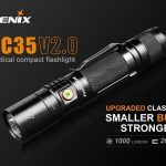 fenix uc35 flashlight