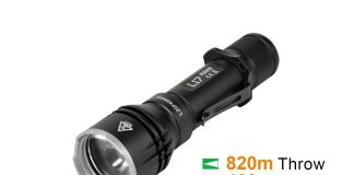 acebeam l17 tactical flashlight