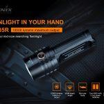 ultra powerful flashlight fenix lr35r
