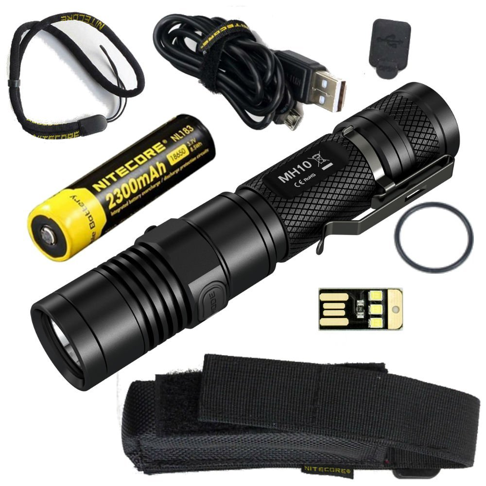 Best rechargeable led flashlight reviews-5149