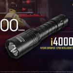 nitecore i4000r tactical flashlight