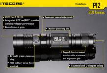 nitecore-p12-specs