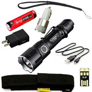 XT11GT LED Flashlight